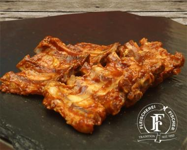 "Spareribs ""Western Honey"" vorgegart"