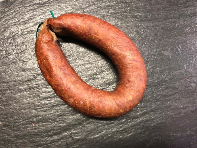 Wildknackwurst